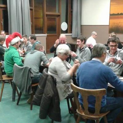 Tournoi de couyon du 13 décembre 2015