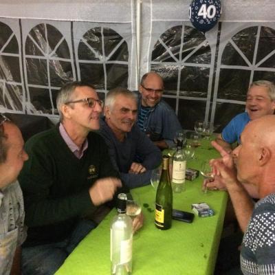 Les 40 ans du club